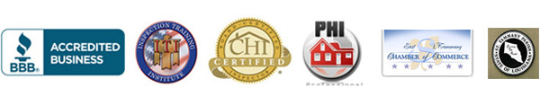 A-Pro New Orleans is certified by multiple organizations