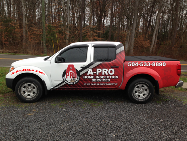 Call A-Pro New Orleans for your Home Inspection Needs